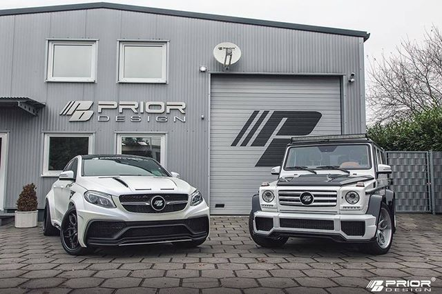Left Or Right Glecoupe Mercedes Amg Gclass Gwagon Prior Design Pdg800x Widebody Aero Kit For Mercedes Gle Coupe Prio Mercedes G Class Design Mercedes G