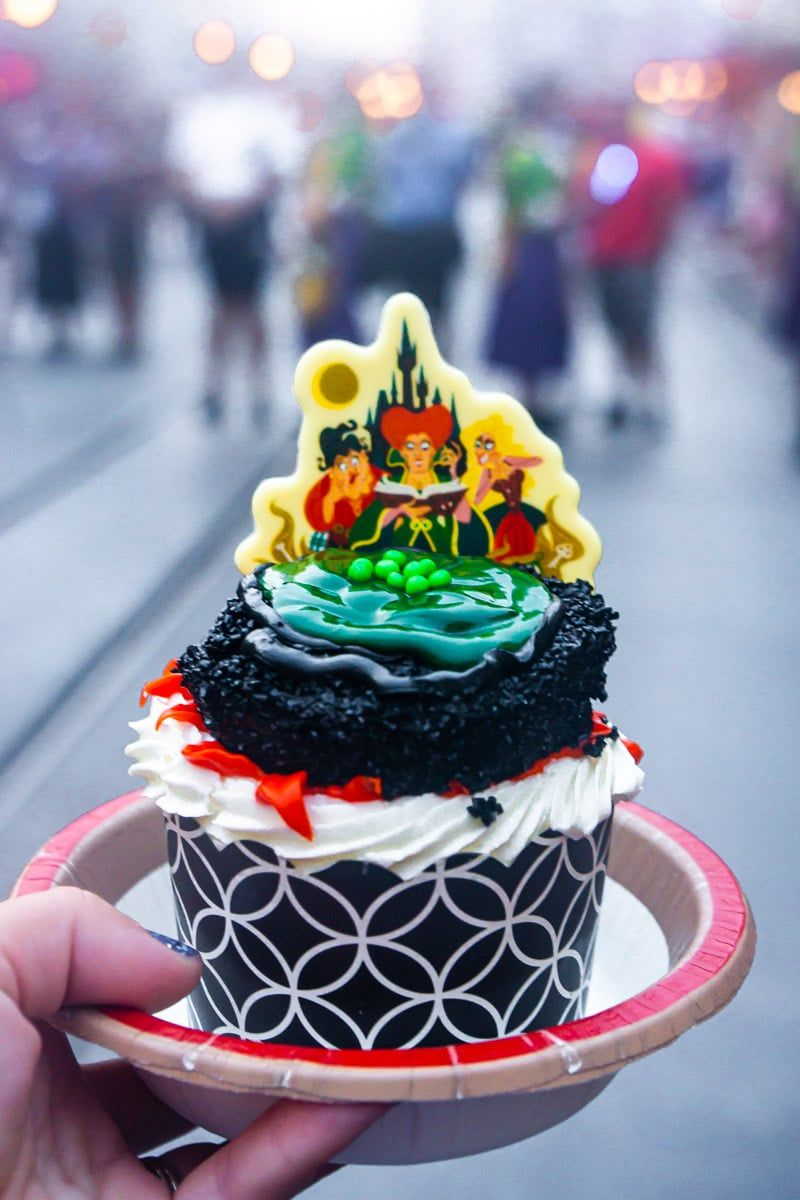 9 MustTry Things at 2019 Mickey's Not So Scary Halloween