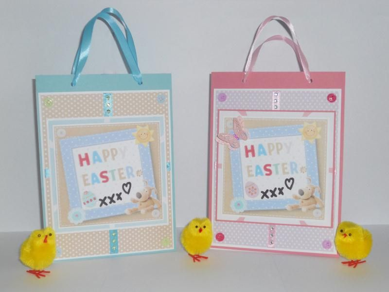 Easter partygift bag for older child my precious party easter partygift bag for older child negle Images