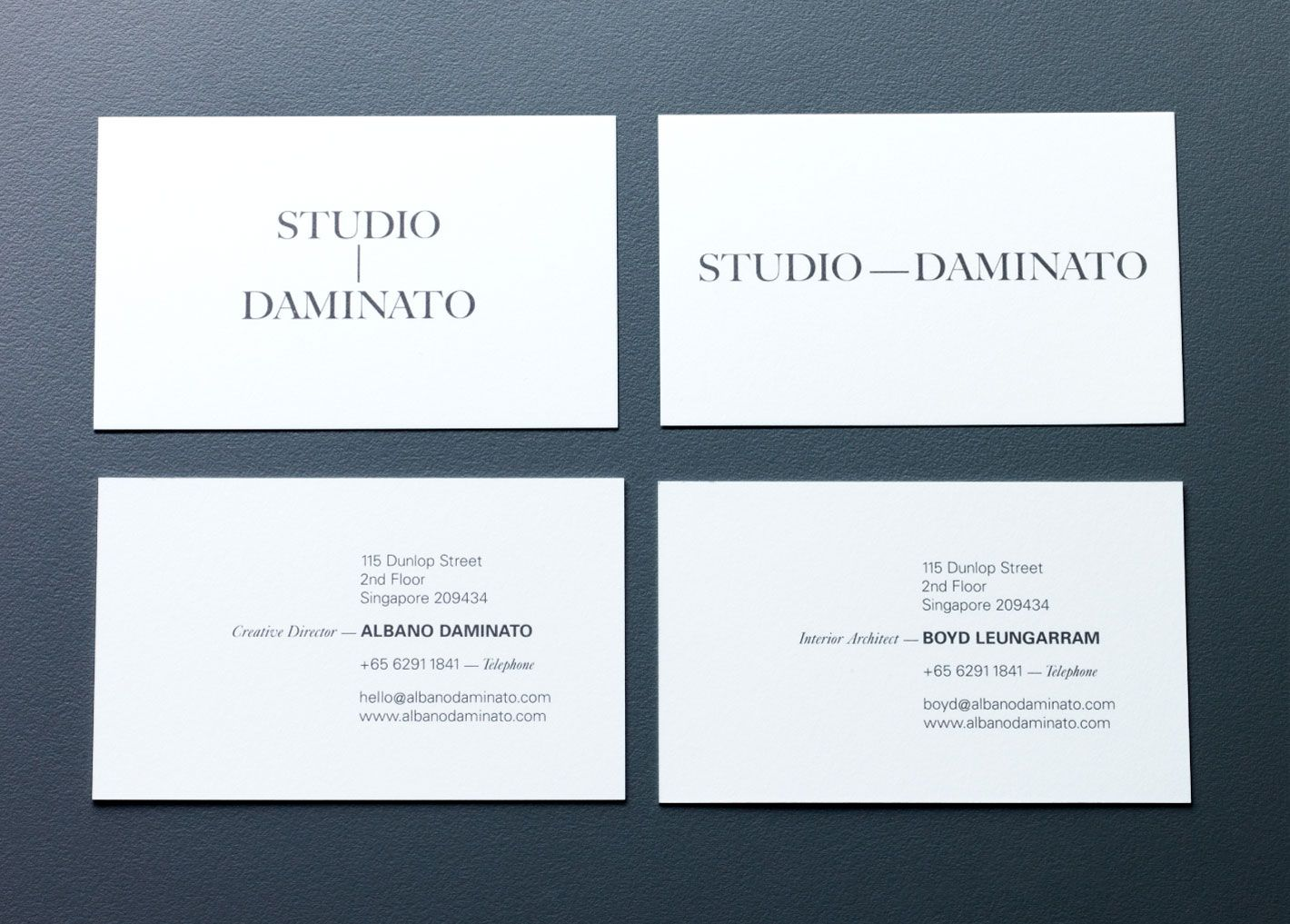 Studio Daminato by &Larry | Singapore Design Scene | Pinterest ...