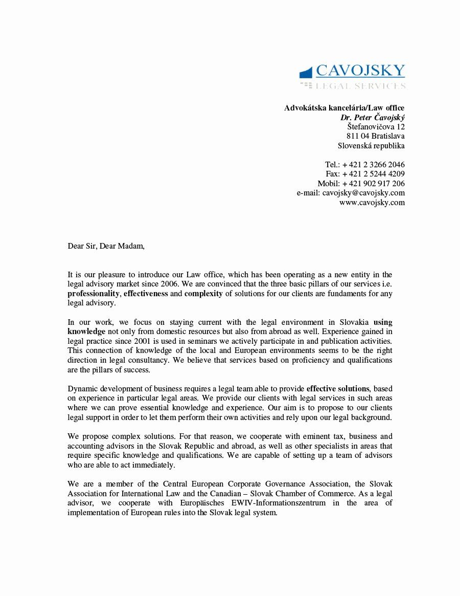Business Introduction Letter Template Luxury 34 Free Business Introduction Letters Pdf Ms Wo Introduction Letter Letter Templates Employment Reference Letter