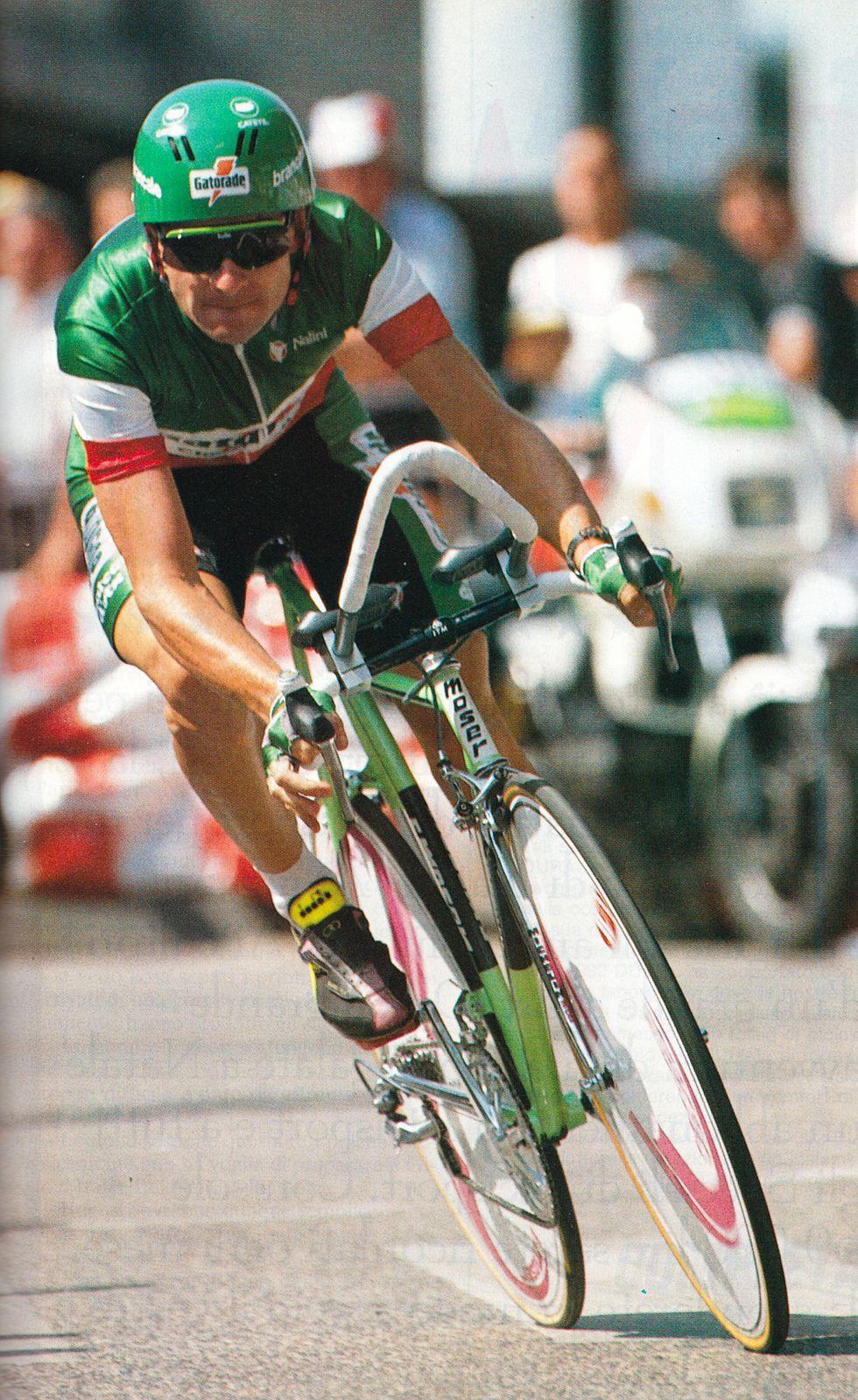 Gianni Bugno, 1991 Cycling race