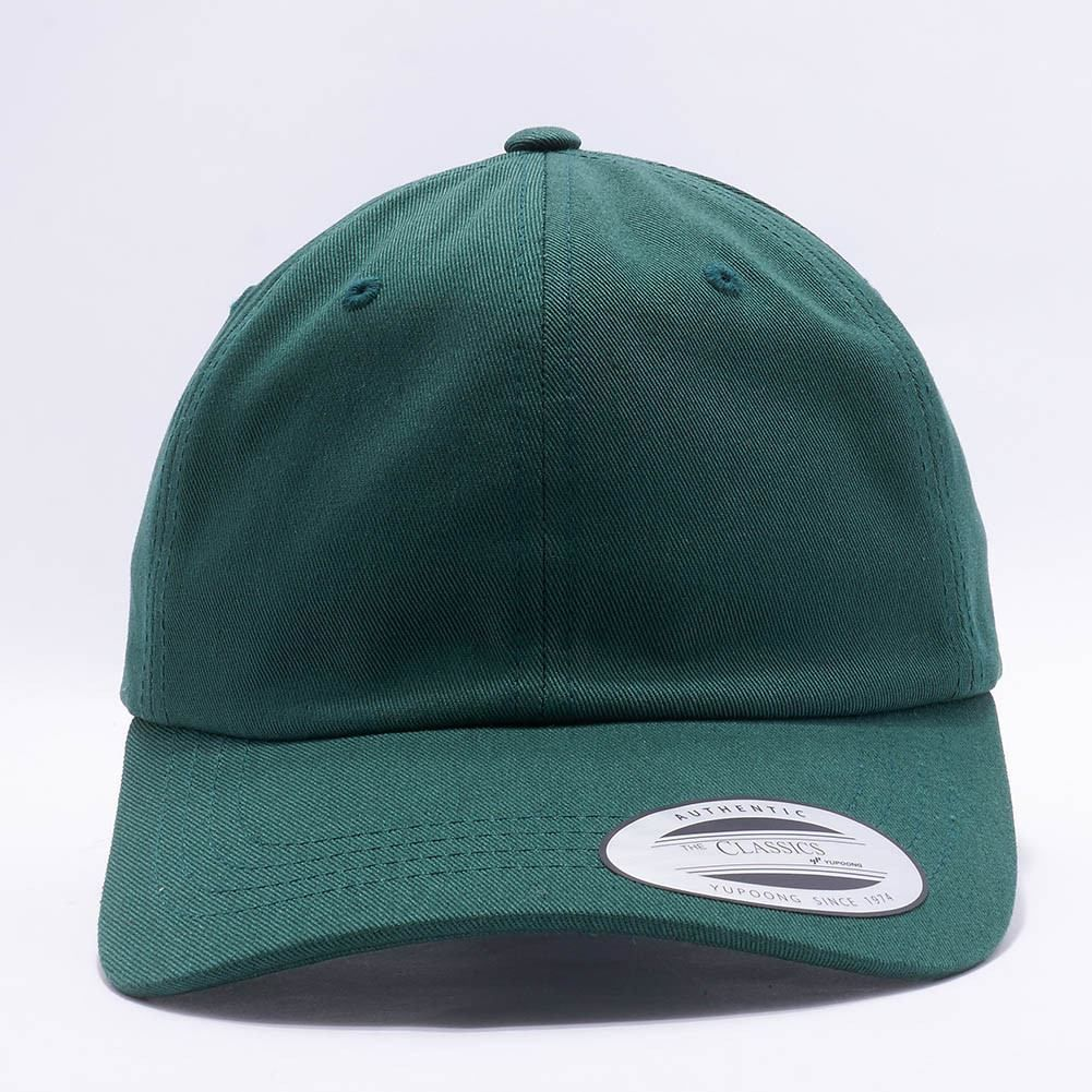 Wholesale Yupoong 6245CM Cotton Twill Dad Hat  Spruce   347e9a773d3d