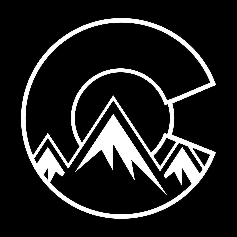 Colorado Rocky Mountain Vinyl Decal Colorado Tattoo Colorado Mountains Tattoo Colorado Design