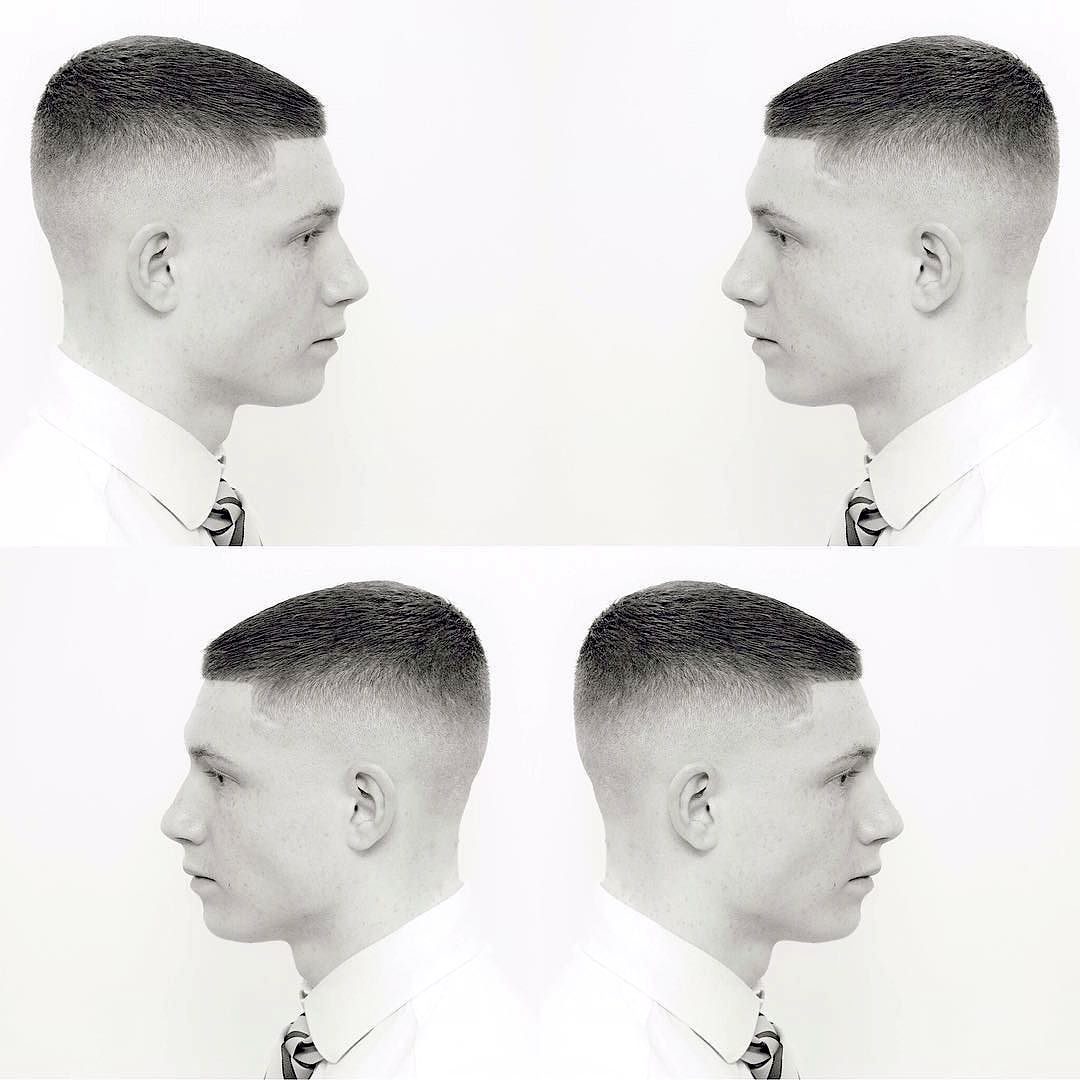 Oblong face haircut men  very short haircuts for men  cuts  pinterest  hair cuts short
