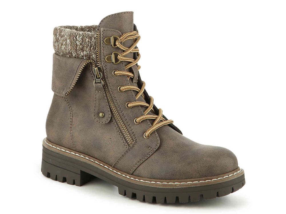 White Mountain Mandy Bootie   Boots