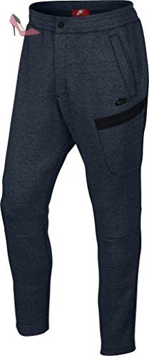 Nike - M NSW TCH FLC PANT - Pantalon - Bleu - S - Homme - Chaussures nike (*Partner-Link)