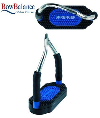 Sprenger Safety Stirrups Bow Balance