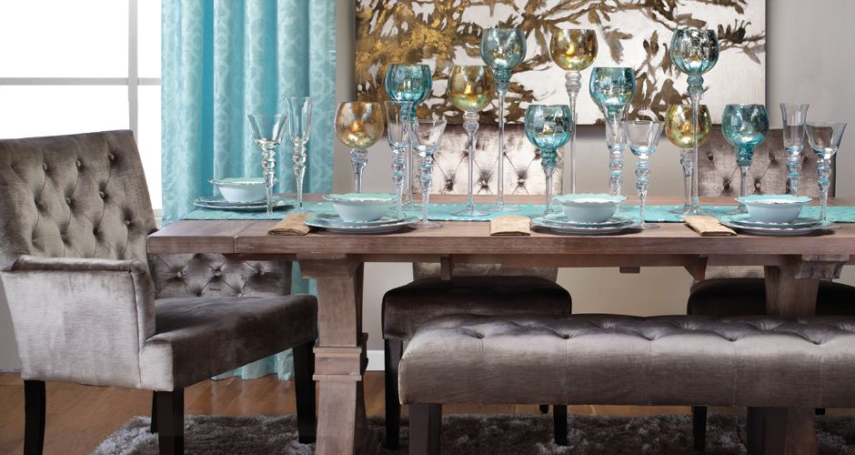 Inspired by this look on zgallerie from z gallerie love for Dining room z gallerie