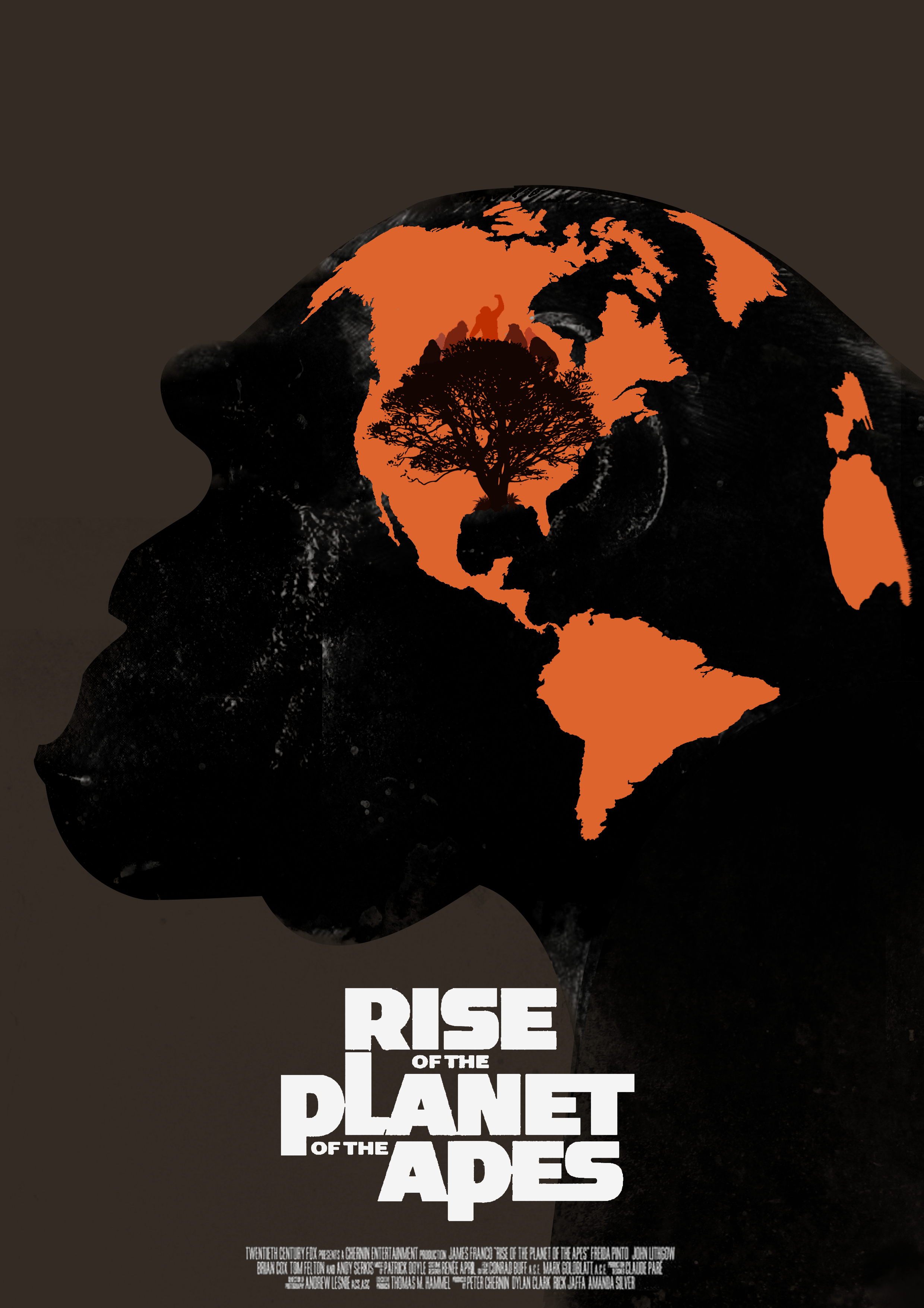 Rise Of The Planet Of The Apes Surprisingly Good Reboot In