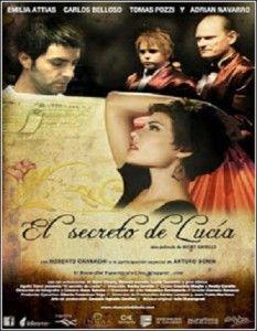 O Segredo De Lucia Dublado Capas De Filmes Flamenco O Segredo