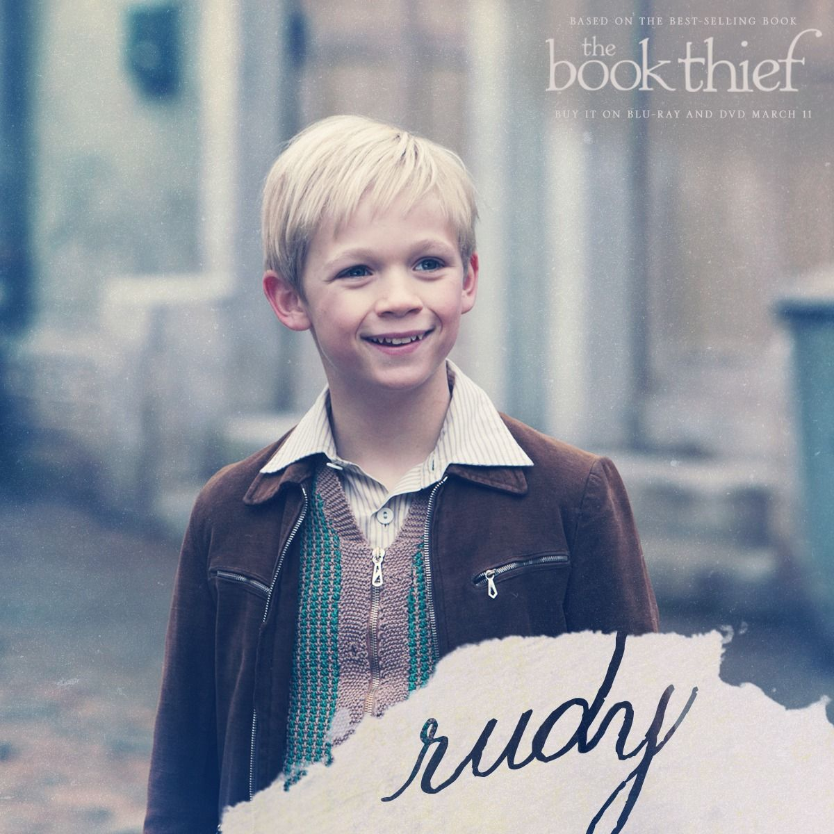 rudy steiner the book thief movies series actors rudy steiner the book thief