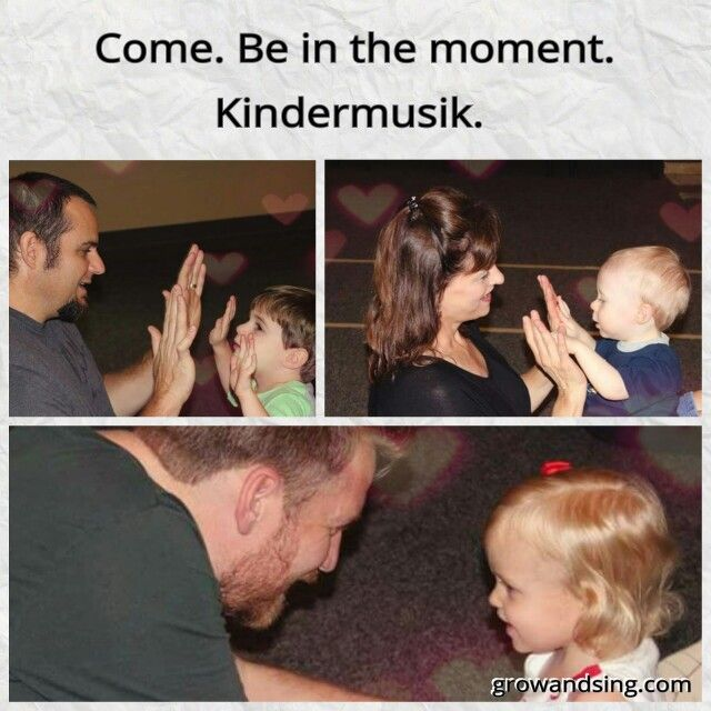 These amazing pictures were captured last week in our studio. Come spend 45 minutes completely in the moment. It's magic. growandsing.com #music #musiceducation #benefitsofmusic #kindermusik #kindermusic #kindermusikorlando