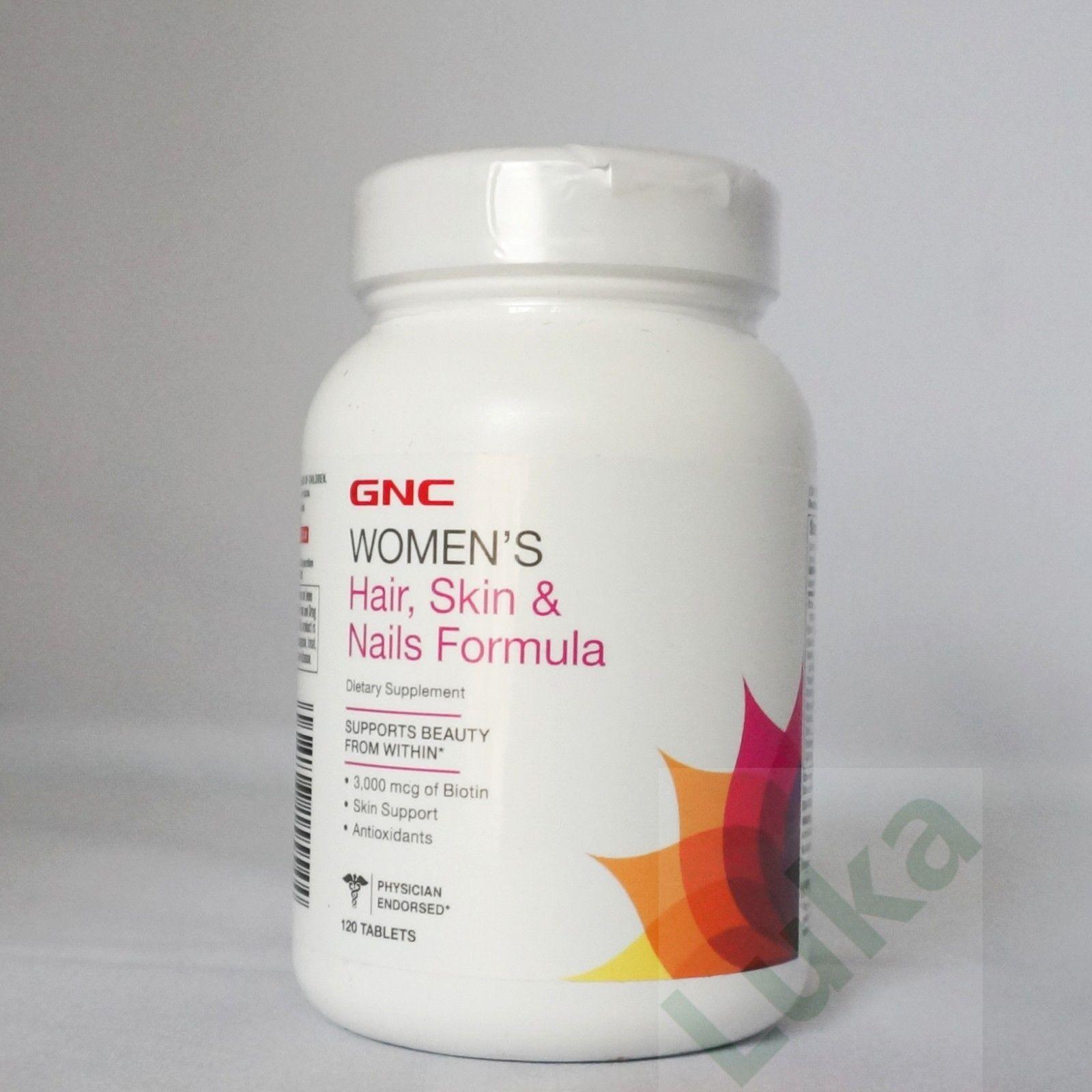Gnc Hair Skin And Nails Vitamins - Page 4 - +9000 Summer Nail Designs