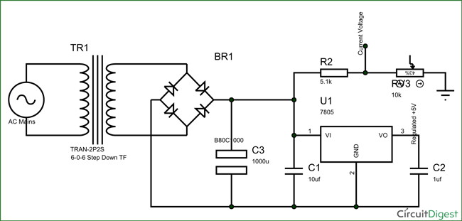 Schematic Diagram Electronics