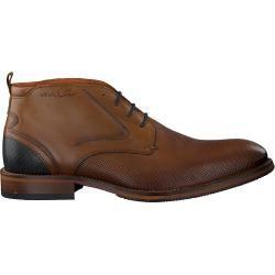 Van Lier Business Shoes 1959225 Cognac Men Van Lier