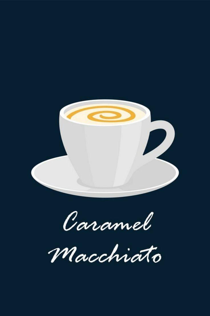 Caramel Macchiato poster by mutasim art thumbnail