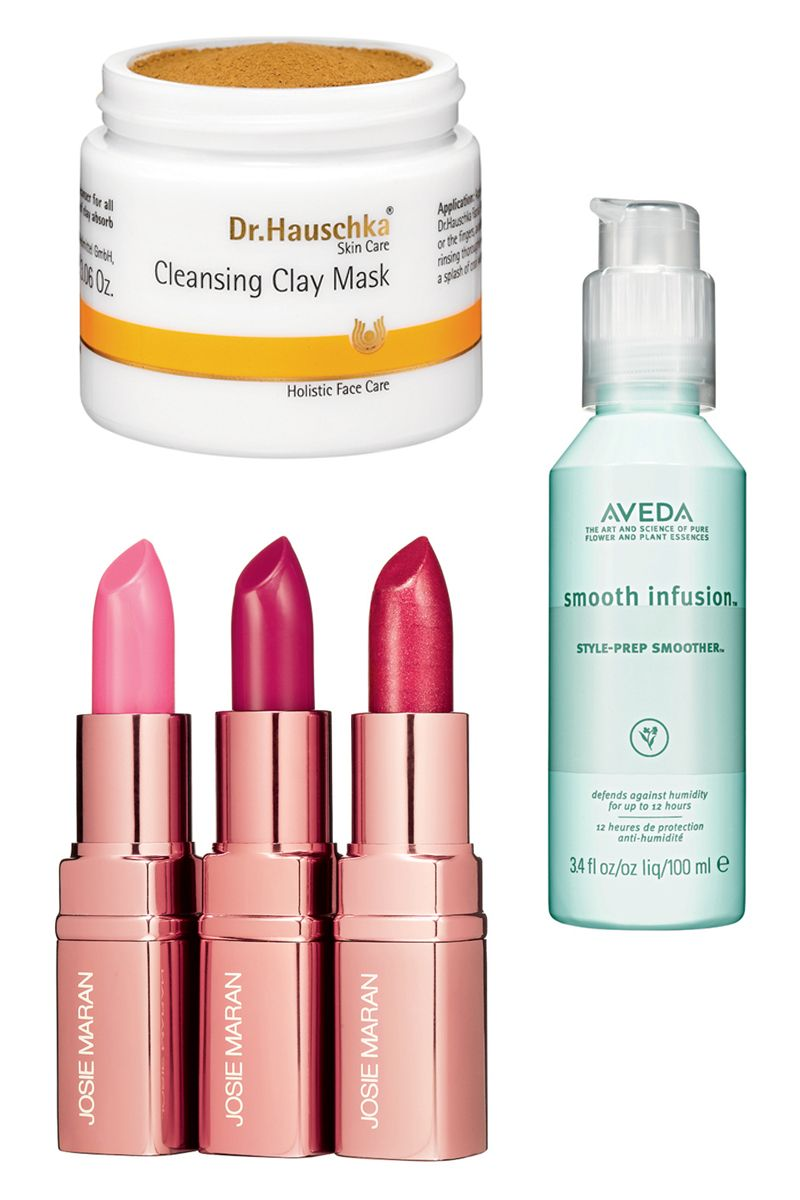 Mother Earth would be proud. Top Green beauty products.