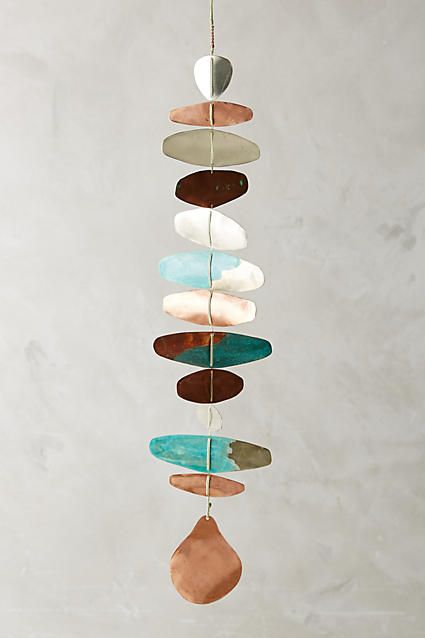 Copper Hanging Art