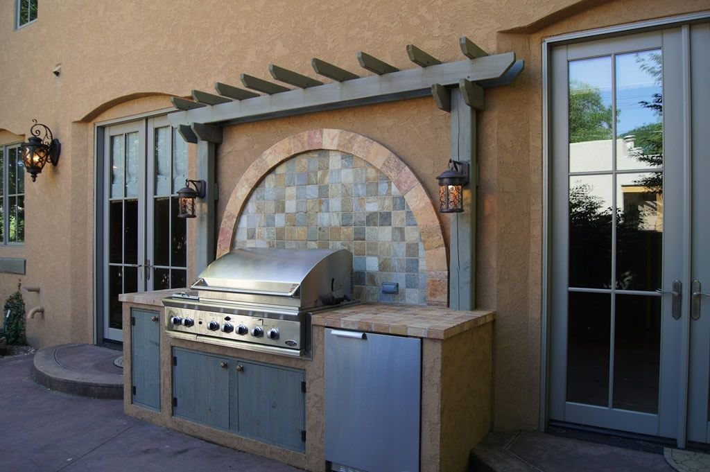 Outdoor Kitchen   Denver   After   Od101a