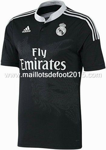 Le Troisieme Maillot Du Real Madrid 2015 Est Realise Par Adidas Et Sponsorise Par Fly Emirates Ce Maillot Real Madrid Real Madrid Third Kit Real Madrid 2014