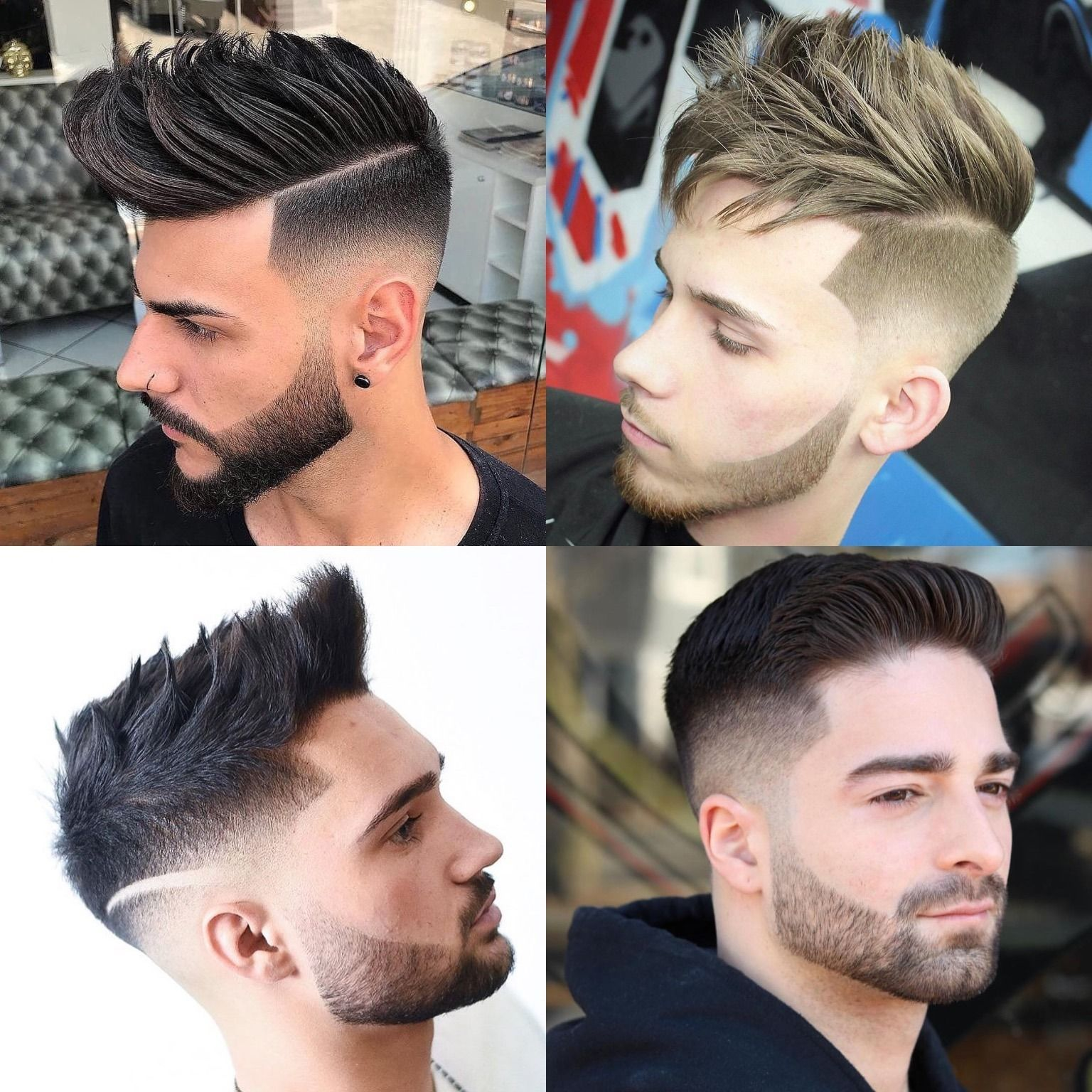 49 Cool New Hairstyles For Men 2018 Mens Hairstyles Hair Styles