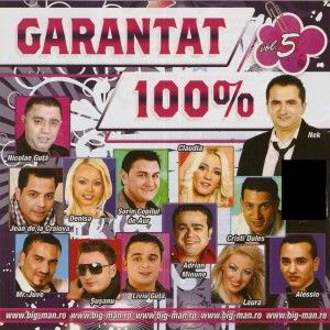 Garantat 100 Manele Album Vol 5 Download Albums Album