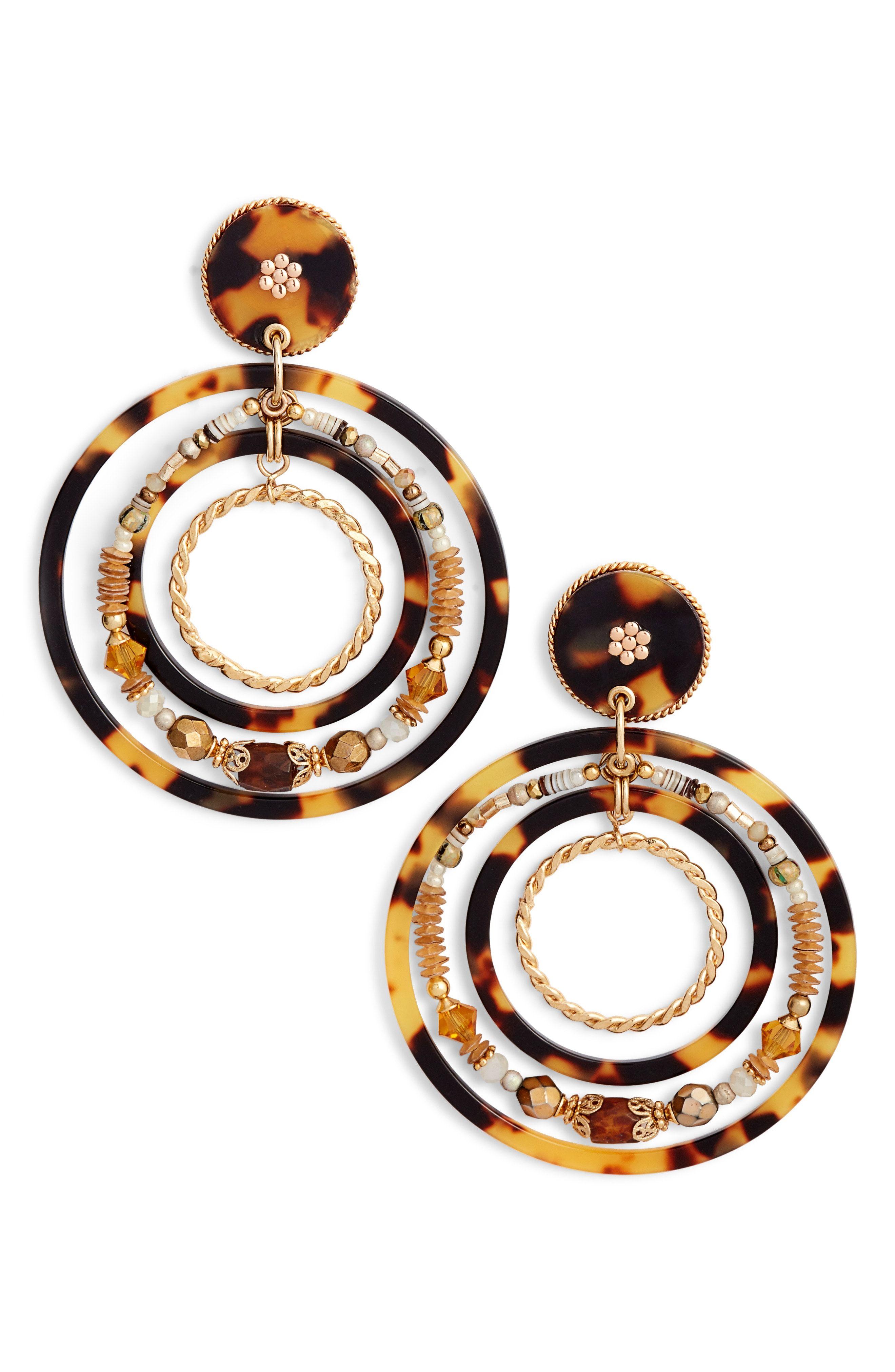 negozio ufficiale ottimi prezzi prezzo più basso Gas Bijoux Alexia Hoop Earrings available at #Nordstrom ...