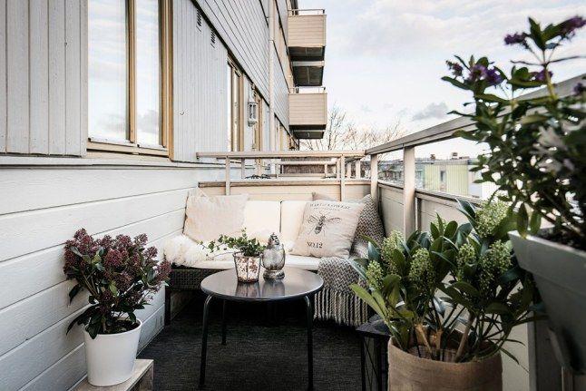 Home tour terraza metro cuadrado estilo n rdico y for Metro cuadrado decoracion