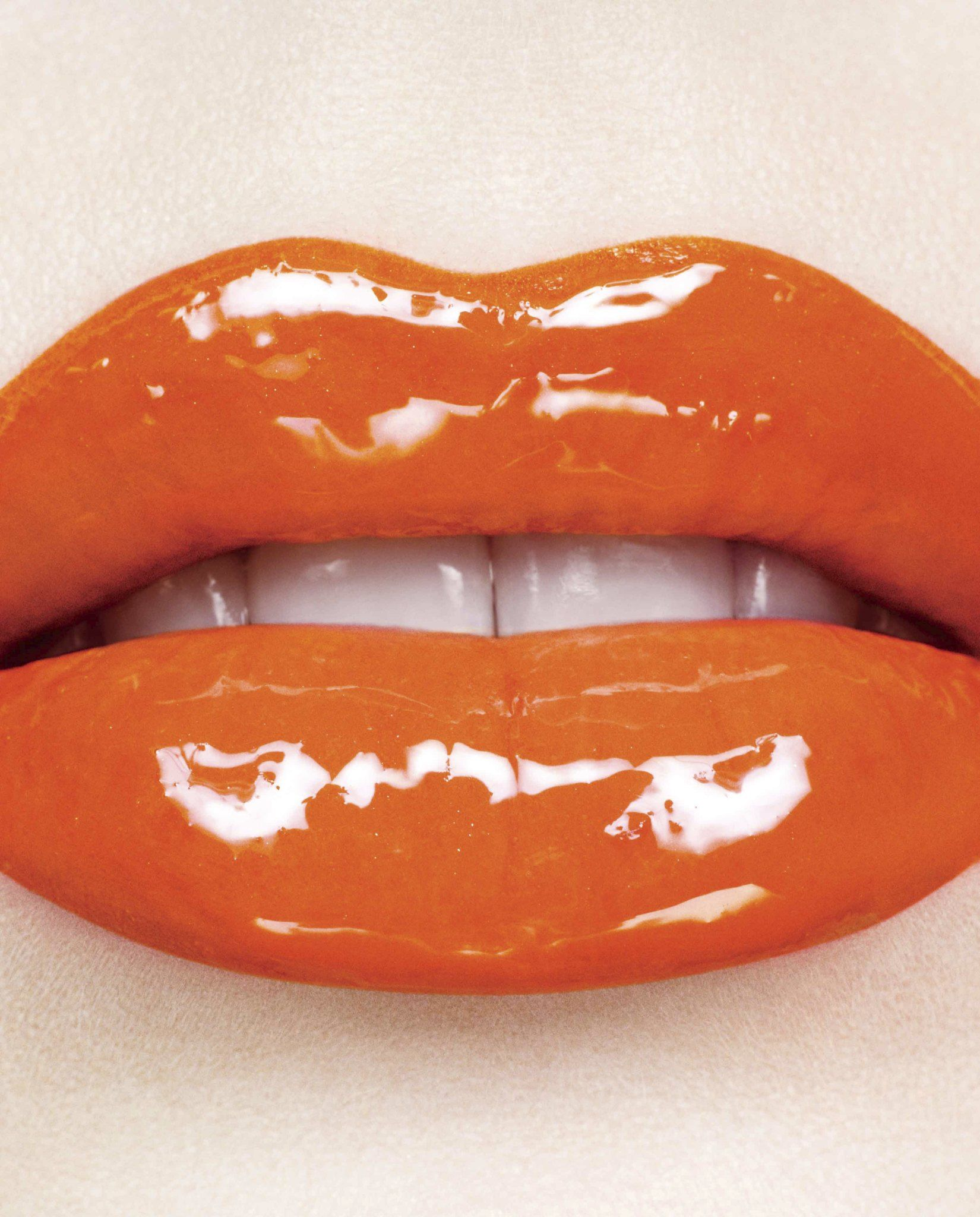 Make A Statement With Orange Gloss This Summer Givenchy Beauty