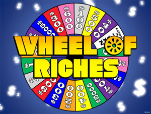 Wheel Of Fortune Powerpoint Game Template  School Stuff