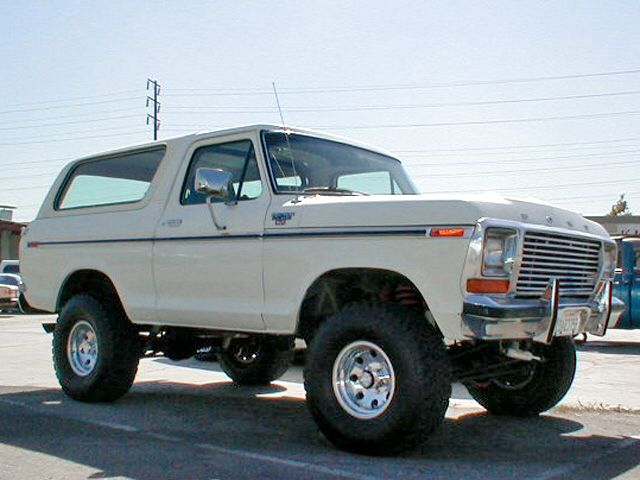 The goal for mine one day hopefully soon ford bronco  trucks also best images pickup lifted rh pinterest