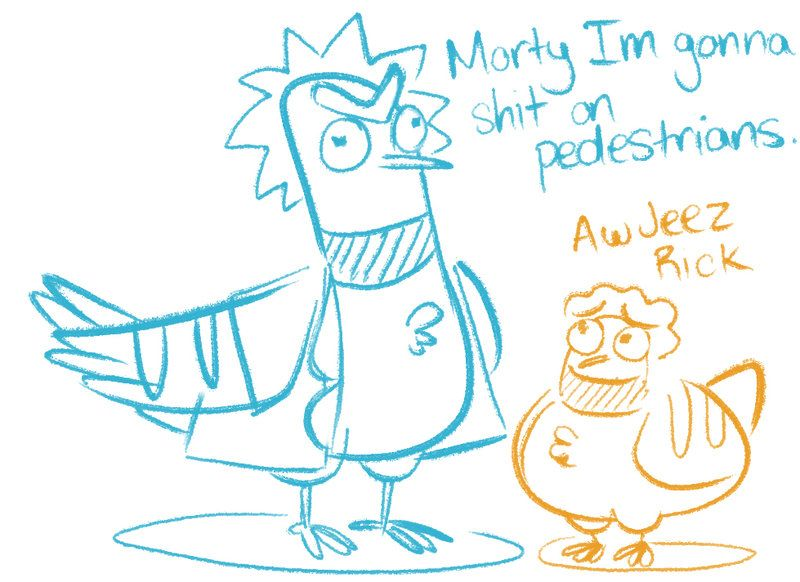Rick and Morty, Rick and Morty, Rick and Morty ,, fandom, Rick and - fresh coloring pages rick and morty