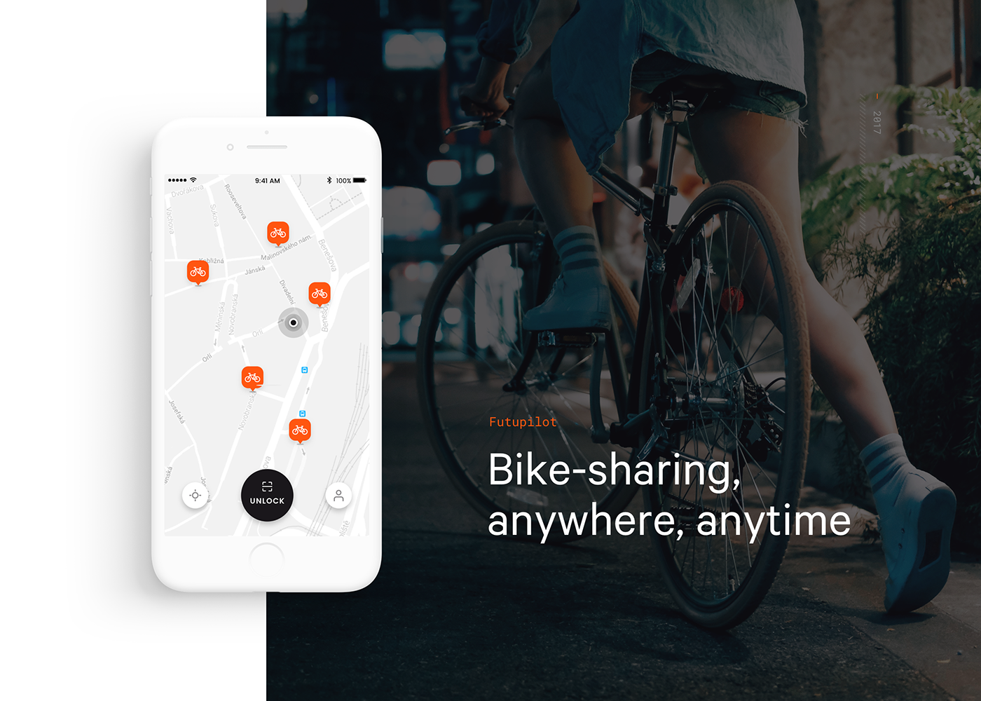 Futupilot Is A Bike Sharing Company You Can Ride A Bike Operate