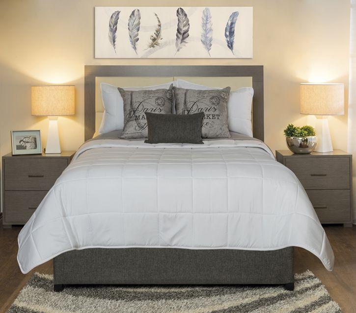 Crea un atm sfera relajan en tu habitaci n para descansar a n mejor nuestro cobertor hace la - Crea tu habitacion ...