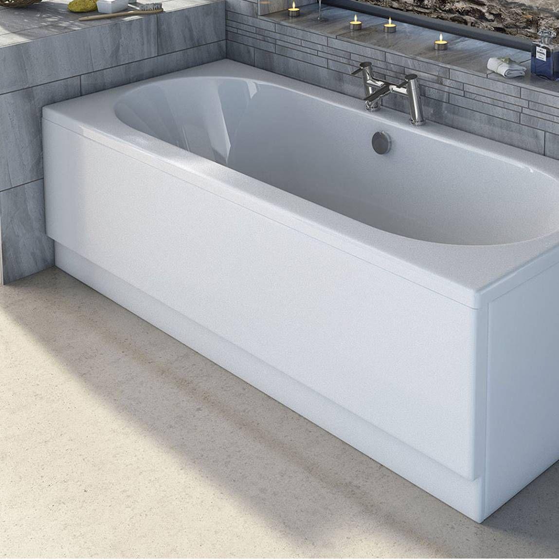 Acrylic Bath Side Panel 1500 Only £25.99 | Bathtub Side Panel ...