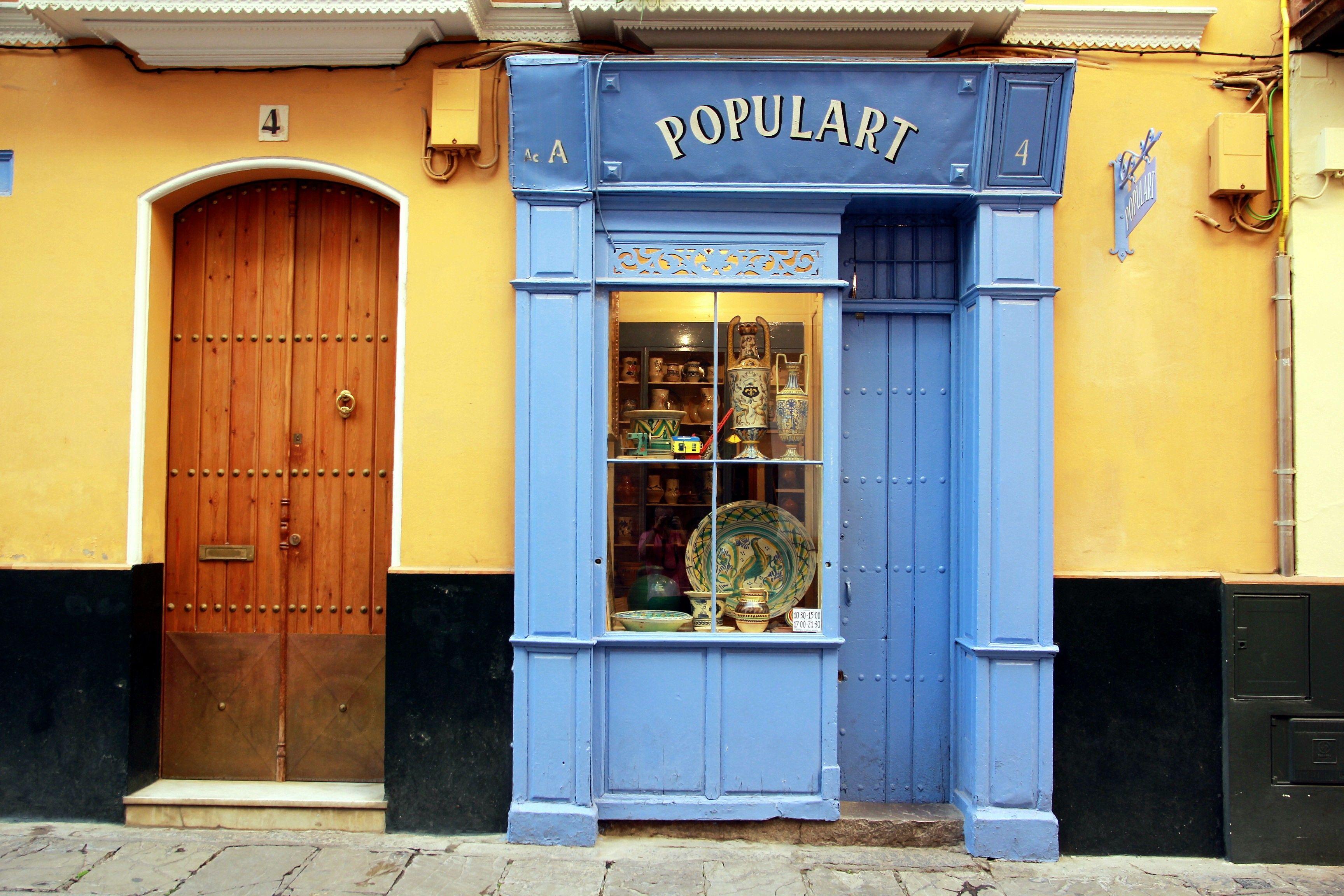 Botiga Populart - Pje. de Vila, 4, Sevilla