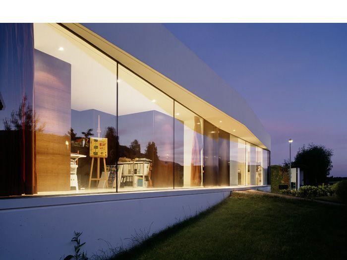 Villa Saiz by Andrea Pelati Architecte