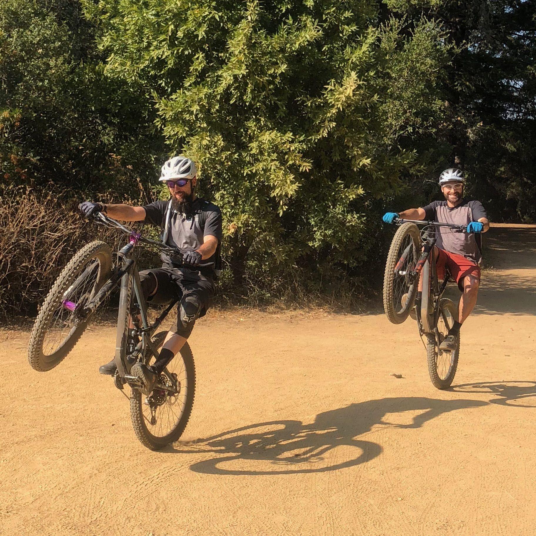 How To Wheelie A Mountain Bike 3 Easy Steps Mountain Biking