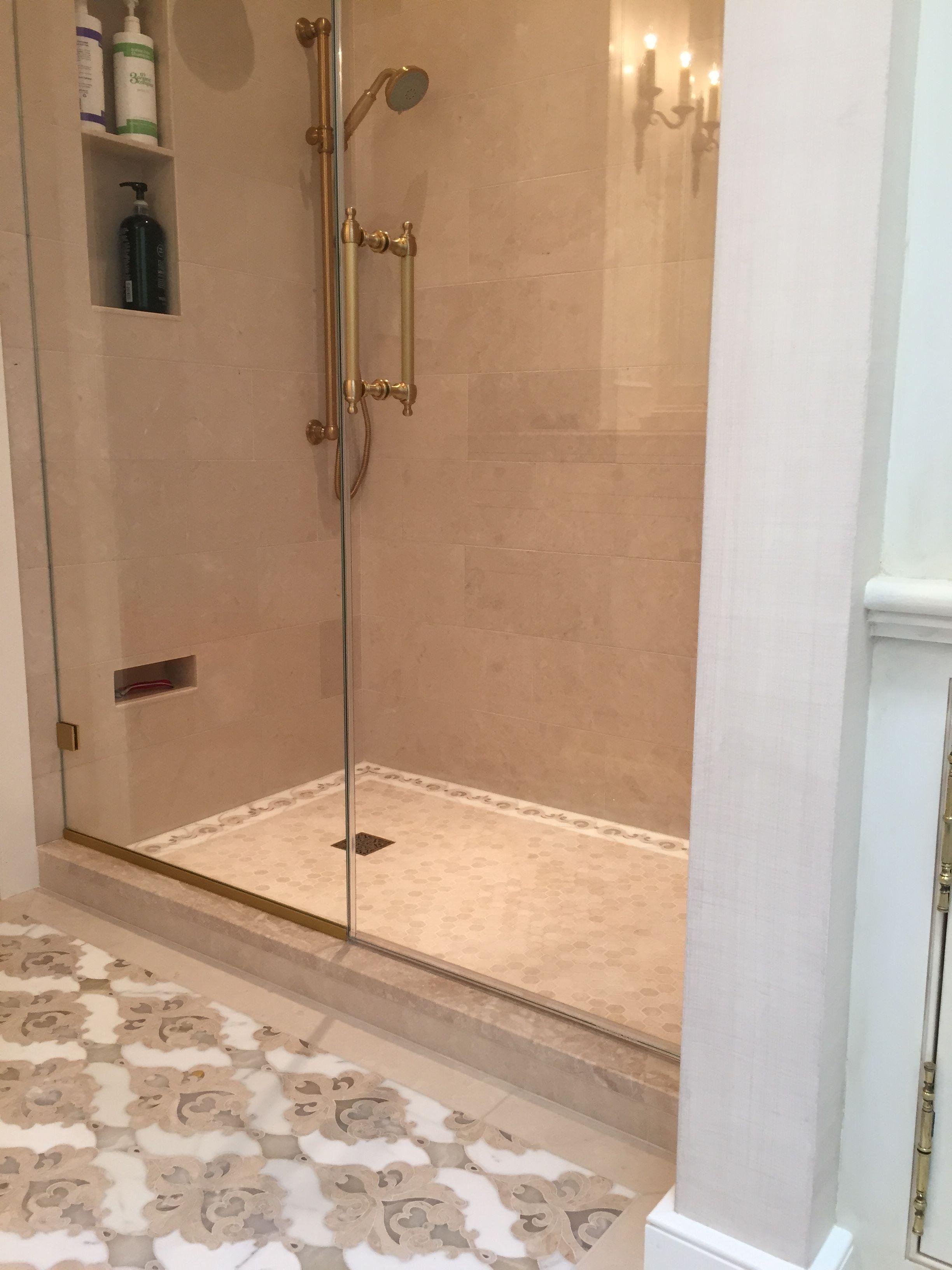 Waterjet Mosaic Floor Available Through Renaissance Tile & Bath ...