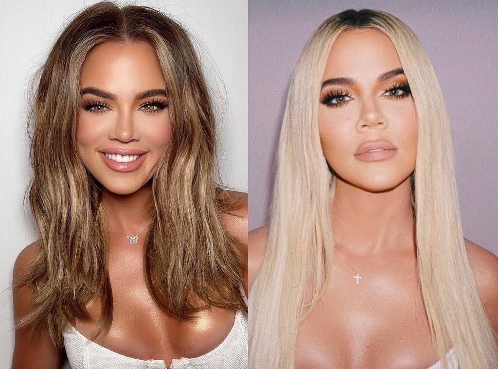 Khloe Kardashian Embraces Her Dark Side With Epic New Makeover