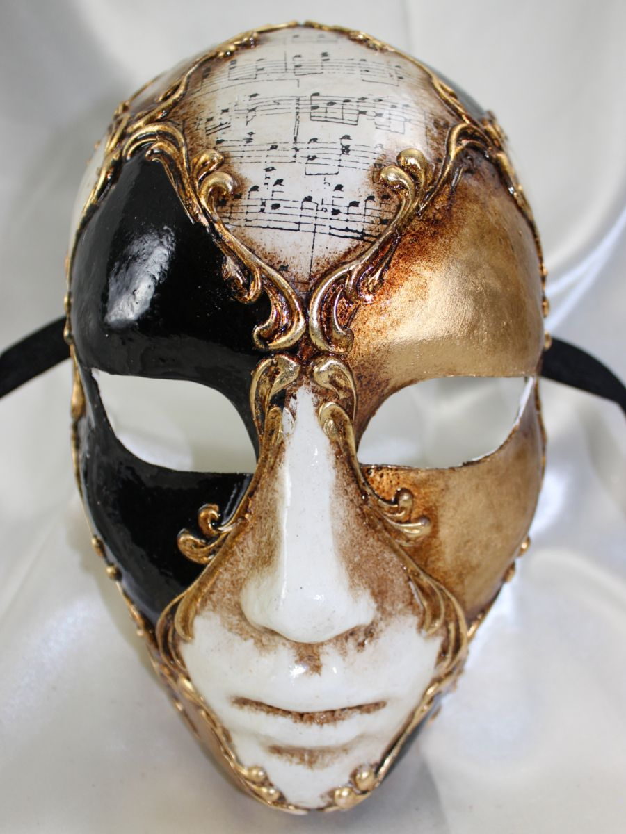 Women venetian mask to carnival costume Gold Masquerade butterfly mask as wall mask Volto full face mask.