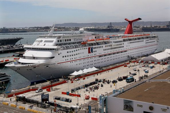 SAN DIEGO Carnival Cruise Lines Is Pulling The Last Of Its Ships - Cruises departing from san diego