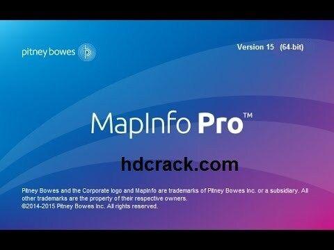 mapinfo 7.5 gratuit avec crack