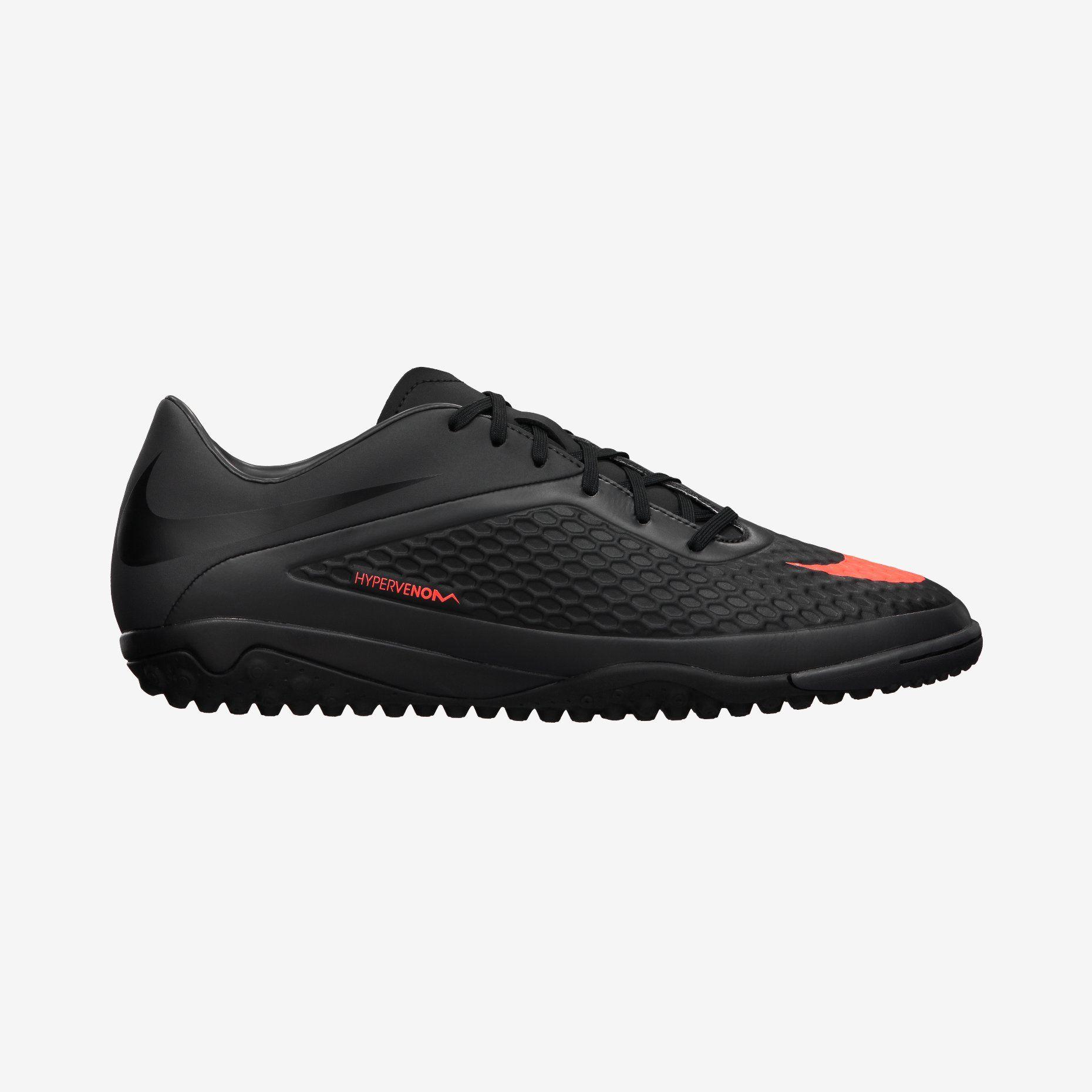 1ba003a6782cc Nike Store España. Nike HYPERVENOM Phelon TF Botas de fútbol para césped  artificial - Hombre