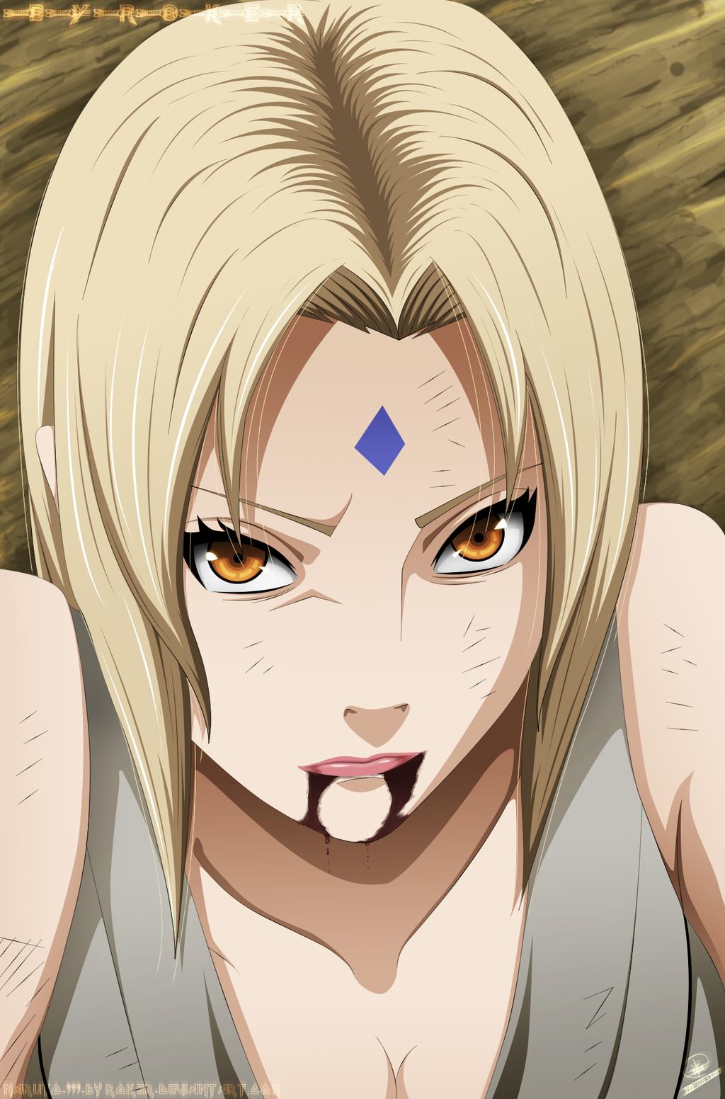tsunade fanart | Naruto shuppuden, Kunoichi naruto, Naruto