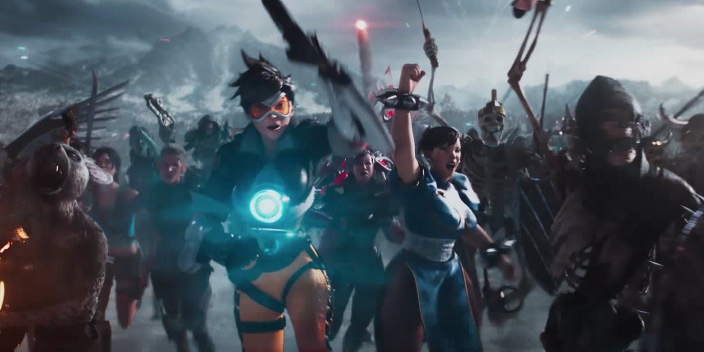 Spielberg S Ready Player One Is Pulling Insane Money In China Dr Wong Emporium Of Tings Web Magazine Ready Player One Ready Player Two Ready Player One Trailer