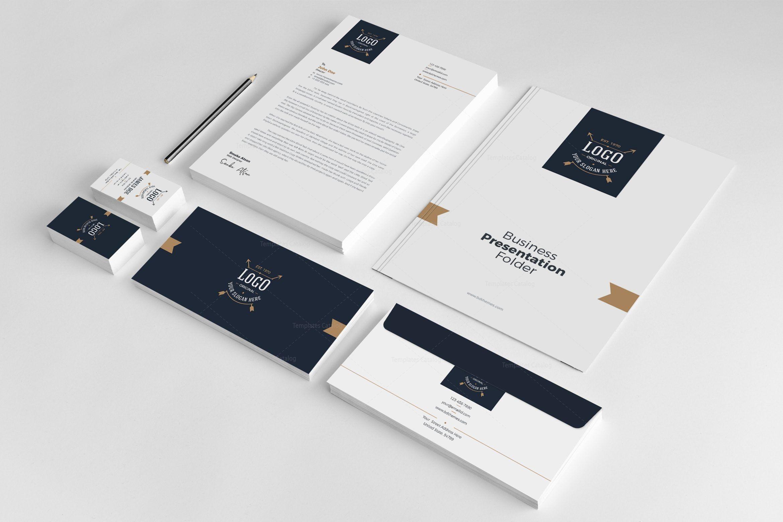 Luxury Corporate Identity Pack Design Template 002295 Template Catalog Luxury Graphic Design Identity Design Logo Corporate Identity