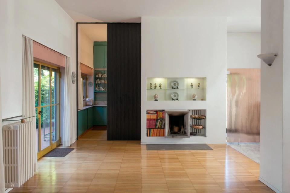 A Milanese masterpiece by Franco Albini | Appartamenti ...