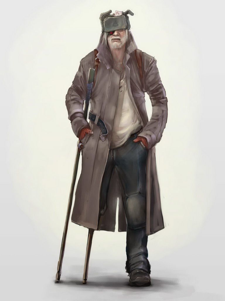 The vagabond by genek on DeviantArt